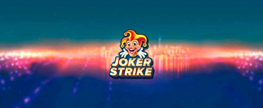 joker-strike-peliautomaatti