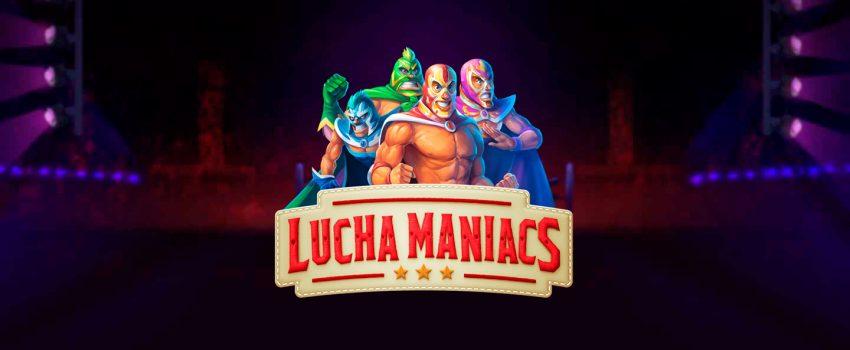 lucha-maniacs-peliautomaatti
