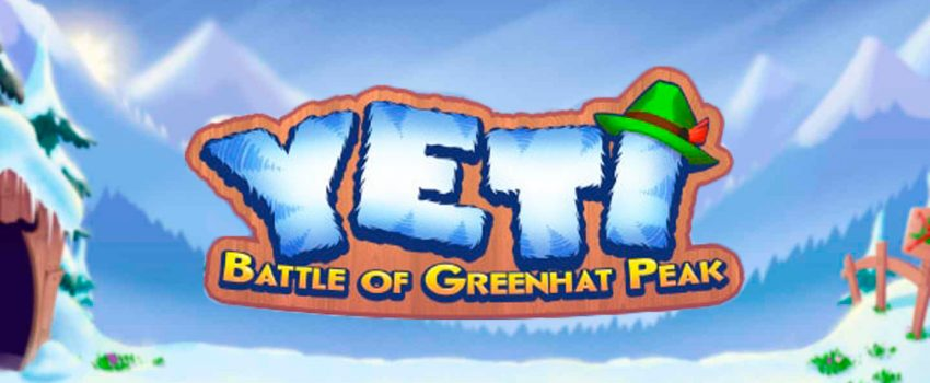 yeti-battle-of-greenhat-peak-peliautomaatti
